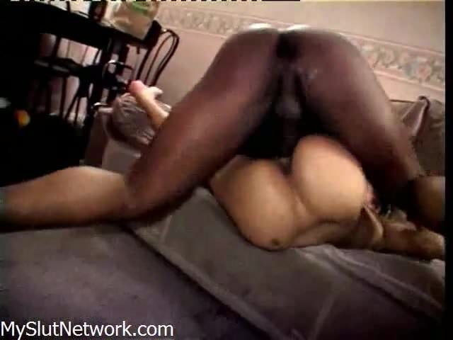 Latina slut bangs hard