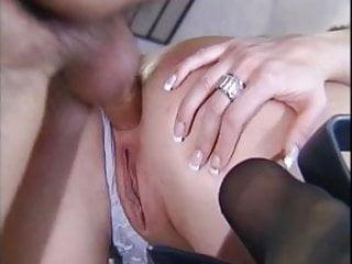 Hot anal slut likes to tease