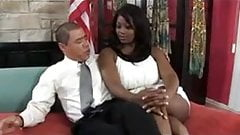 Creampie from the President