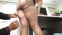 Yumi Maeda goes wild on cock while at - More at javHD.net