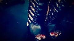 Gospodarica Emma in high heels