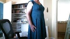Blue dress Test