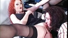 Sex with Audrey Hollander is always horny