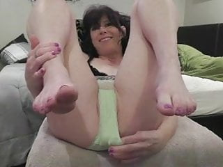 dildo and panties fun