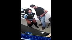 0024 Police woman caught with detective