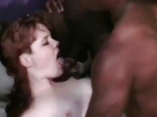 She's Pudgy, But She Loves Black Cock