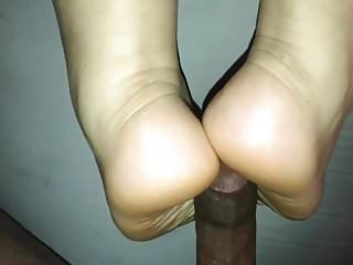 CaptainSlantedDick In FUCKING AND JACKING HER SOLES PT1