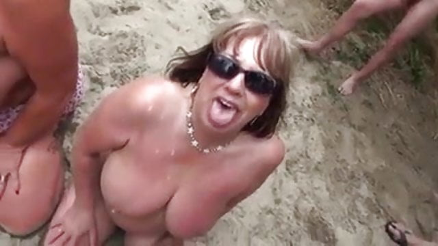 Mature mass nudity