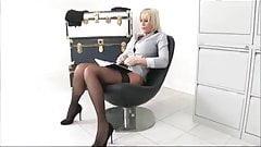 Escort-Secretary, Casting