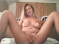 Hot Romanian Whore cums and Squirts