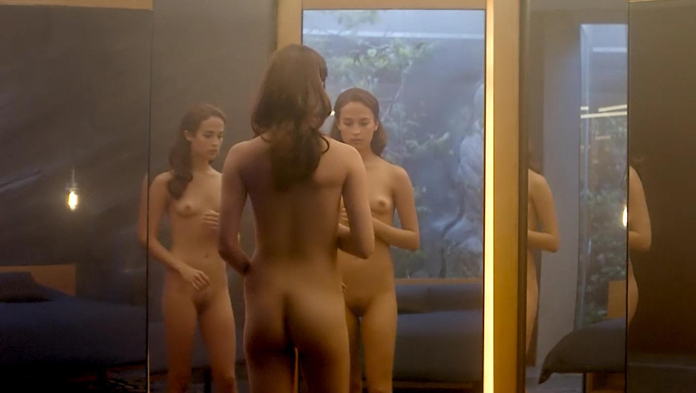 Alicia_Vikander's Porn alicia vikander nude boobs and bush in ex machina scandalpla