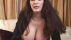 Milf with big titties. JOI