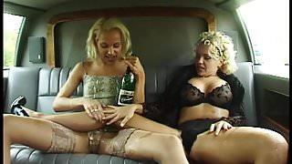 Silvia and Pamela