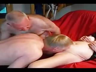 SENOIR  BISEXUAL  THREESOME