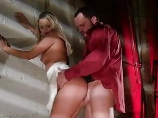 Beautiful Blonde Gets Fucked By Older Man