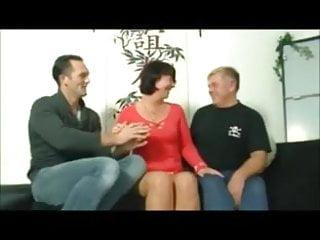 German milf pleases her husband