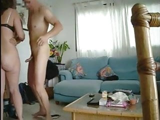 Threesome With A Milf On Vacation