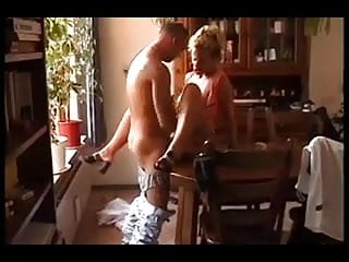 German Mature couple fucks part 1