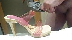 Cummed Mules Shoes