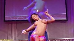 Milf σεξ Show