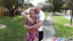 Big Titty Neighbor Layla London Loves Dick