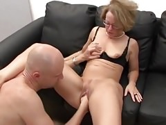 Best German Secretary Anal Heels Stockings&period