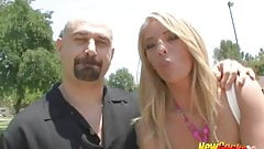 Cock Sucking Wifey Jordan Kingsley