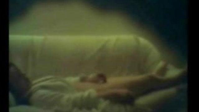 Home Alone Girlfriend Masturbating In Living Room Hidden