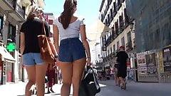 stunning spanish teen ass
