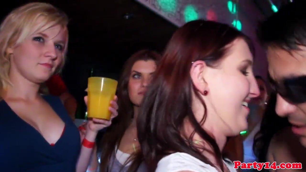 Handjob Party Babes in Glamorous Nightclub: Free HD Porn 94