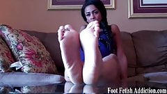 Fetish in foot mississippi escorts