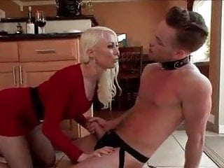 The Perfect Woman Makes a Mess of Filthy Bitch Boy