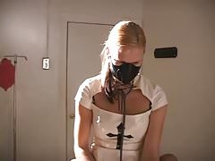 Painful electro torture's Thumb
