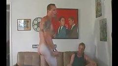 straight guys watching Tv.mp4