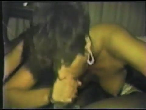Hubby films his wife and her black bull part 2