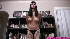 Samantha Muscle knows your bisexual secret