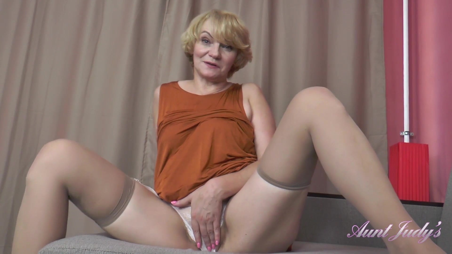 Aliona Nude 56 year old auntie aliona sucks your cock and jerks you off