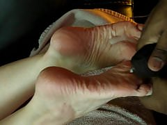 Sperm for Dry Feet (Soles)