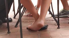 Candid feet #169 part 1