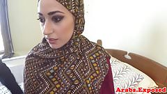 DIRTY ARAB SLUT GETS HER PUSSY FUCKED FOR CASH