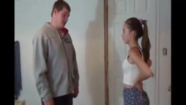 amateur teen girl fucks her brother