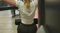 Teen Ass Gym