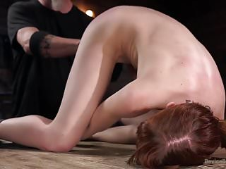Sex Kitten Alexa Nova Restrained and Coerced to Fuck