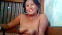 Hot auntie