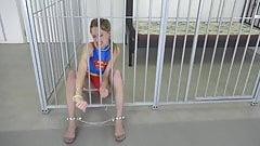 Bad Dolly , Penny Lee & Violet haze - Supergirl Captured