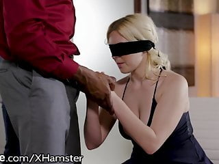 Husband Gives Thick Blonde Wife A Gift Another Mans Bbc
