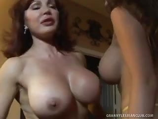 Best Damn Mature Titties Ever Seen on June and Vanessa