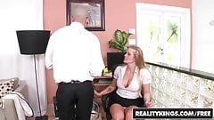 RealityKings - Big Tits Boss - Bruno Dickenz Holly Heart Big