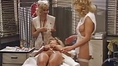 Playful Nurses Just Doing Their Jobs