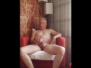 Jacking off in my hotel room in front of my wife